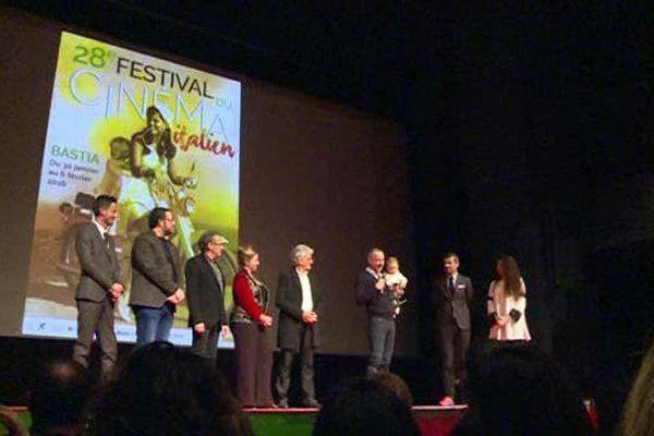 """Le Grand prix du jury a été décerné à Claudio Cuppellini pour son film """" Alaska """"."""