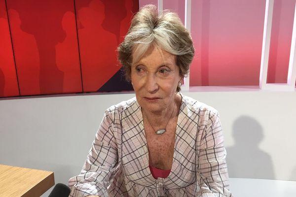 Anne Ragnaud-Sabourin, juriste, auteure « Des grandes affaires criminelles en Charente Maritime »