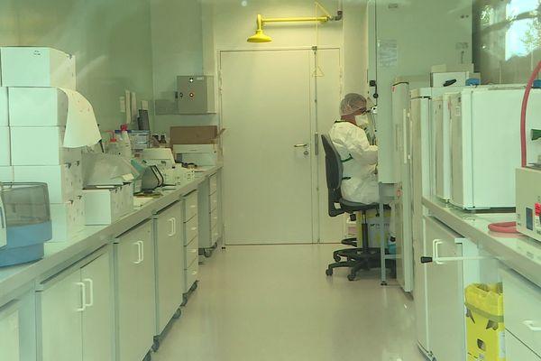 Le Laboratoire départemental d'analyses et de recherche de l'Aisne installé à Laon est désormais habilité à analyser les tests covid-19.