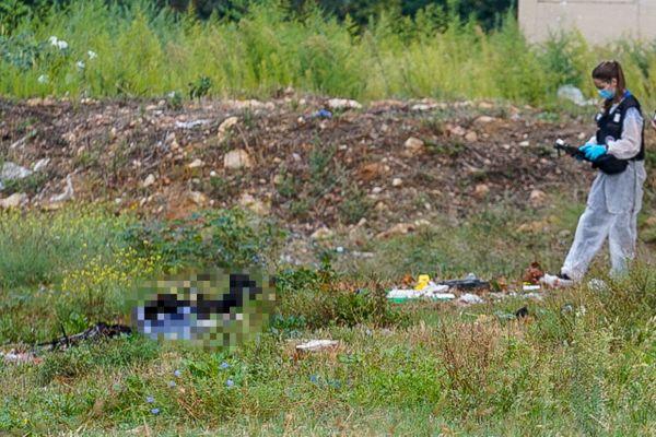 Le corps du jeune homme a été retrouvé entièrement brûlé au Parc Corot dans le 13e arrondissement.