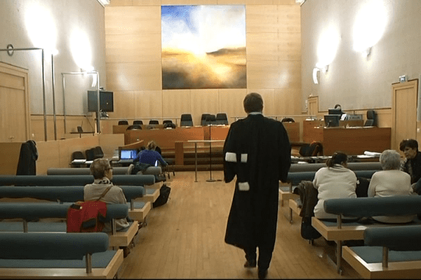 La Cour d'assises du Finistère à Quimper