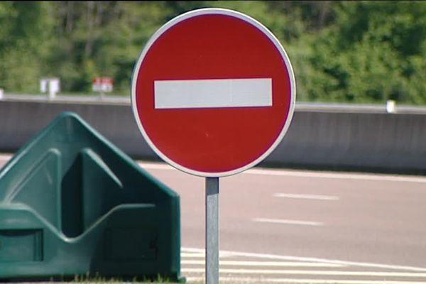 Environ 400 véhicules roulant à contresens sur l'autoroute sont signalés chaque année