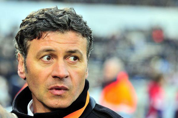 Le président de l'UBB Laurent Marti s'inquiète pour l'avenir de son club