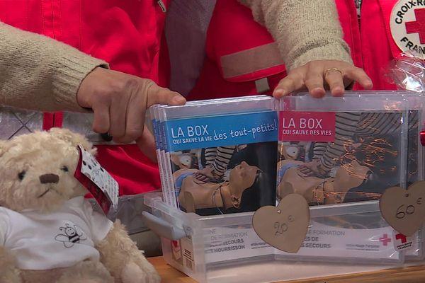 Adulte ou enfant, à chacun sa box qui sauve des vies !