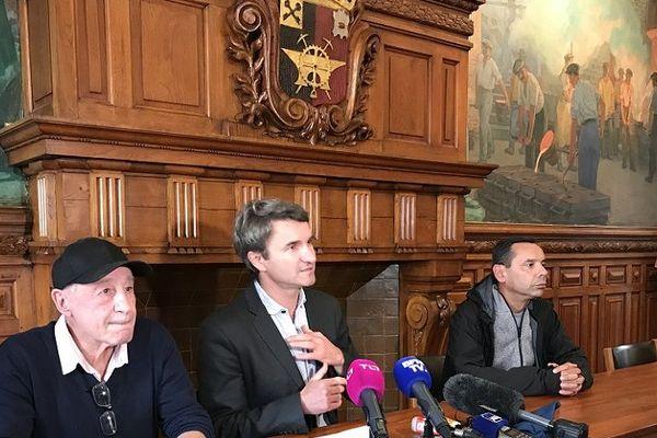 Accident de manège de la Vogue des Noix : la conférence de presse de Marc Petit, maire de Firminy (15/10/19)