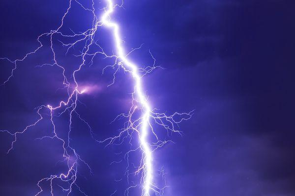 Les auvergnats ont immortalisé le ciel d'orage du 1er juillet
