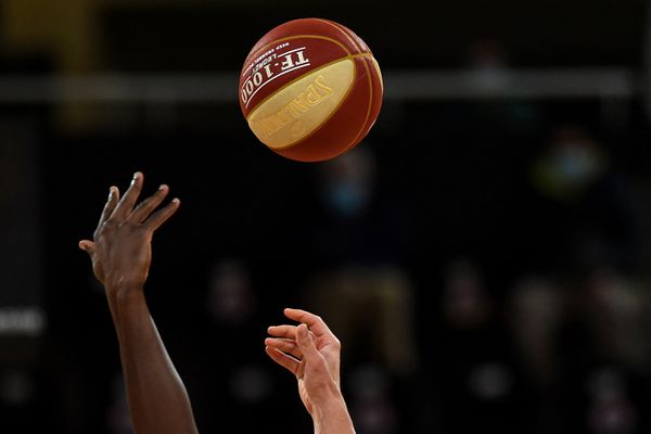 Ballon de basket (illustration)