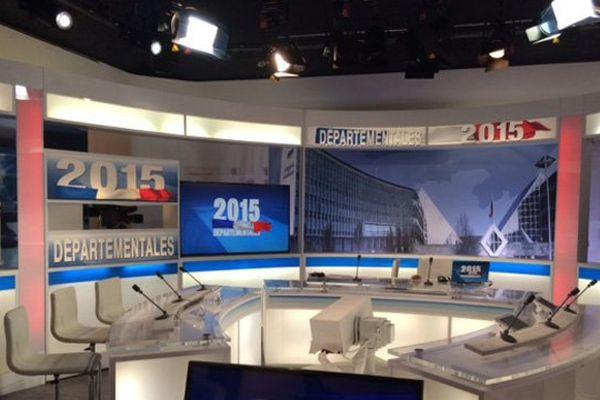 Vivez en direct les résultats du second tour des élections départementales 2015 sur France 3 Haute-Normandie
