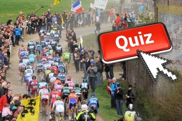 Testez vos connaissances sur Paris-Roubaix.