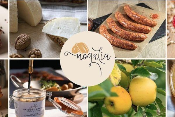 Nogalia regroupe plus de 50 producteurs et artisans locaux