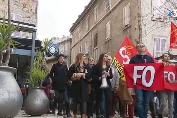 L'intersyndicale des finances publiques appelle à la grève lundi 16 septembre en Corse.