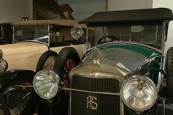Au Musée de l'Automobile Henri Malartre, paradis des voitures anciennes et de l'histoire mécanique