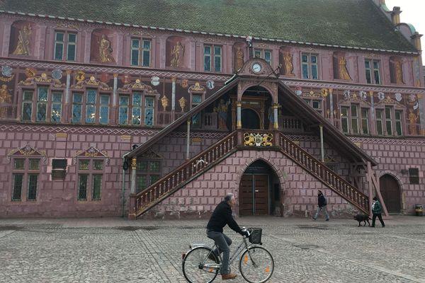 Les aménagements pour les cyclistes seront au coeur des débats pour les municipales à Mulhouse (Haut-Rhin).