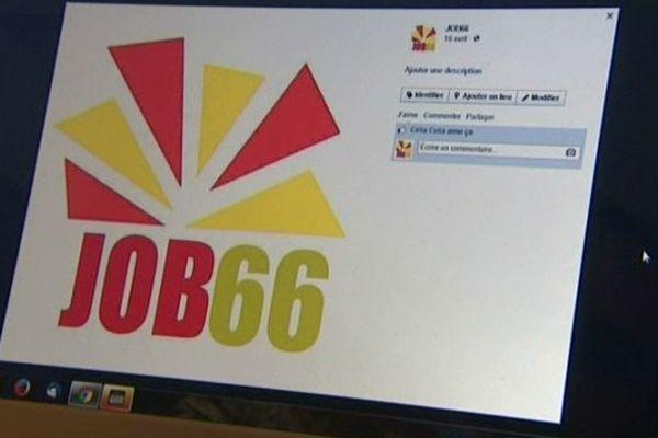 Job 66 : un an d'existence sur Facebook et déjà 1000 contrats signés