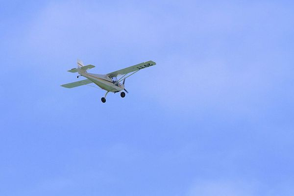 illustration avion de tourisme