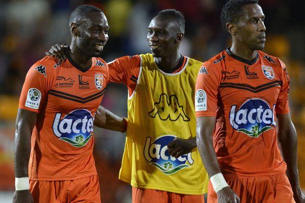 Les Lavallois sont 4e du classement de Ligue 2 après leur victoire à Niort (0-1).