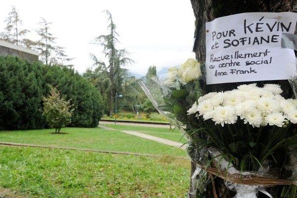 Dans le quartier des Granges, les habitants appellent à une marche blanche pour Kévin et Sofiane mardi soir.