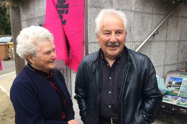 Les parents de Thierry Morfoisse devant le tribunal des Affaires de sécurité sociale de Saint-Brieuc