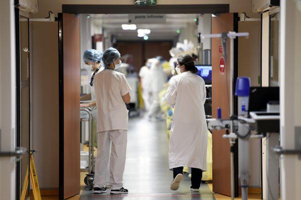 L'hôpital public souffre d'un manque d'attractivité (illustration).