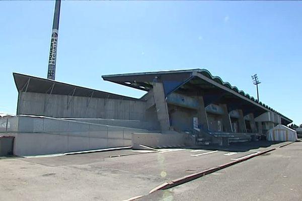 Le stade René Gaillard à Niort