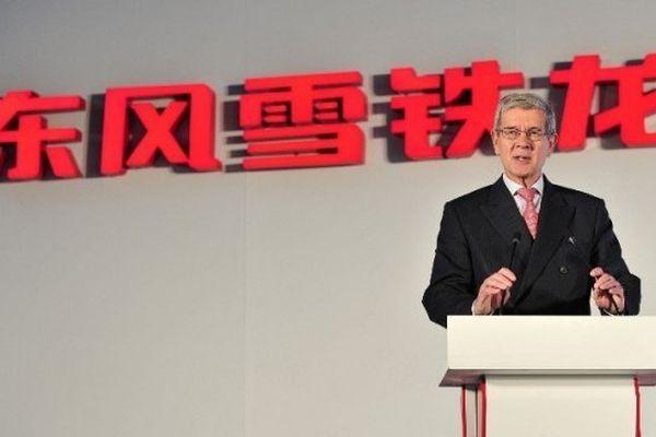 Le constructeur chinois DongFeng entre dans le capital de PSA
