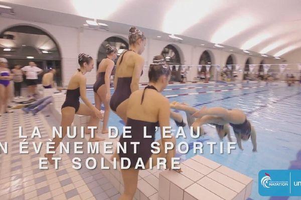 La Nuit de l'Eau se déroulera dans près de 200 sites de France, parmi lesquels la piscine de Puteaux, dans les Hauts-de-Seine.