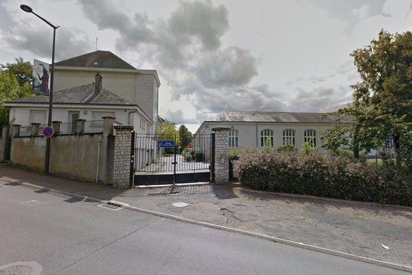 Le collège Yolande d'Anjou à Saumur