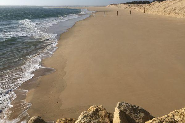 Les plages de la pointe interdites aux riverains, pêcheurs et promeneurs