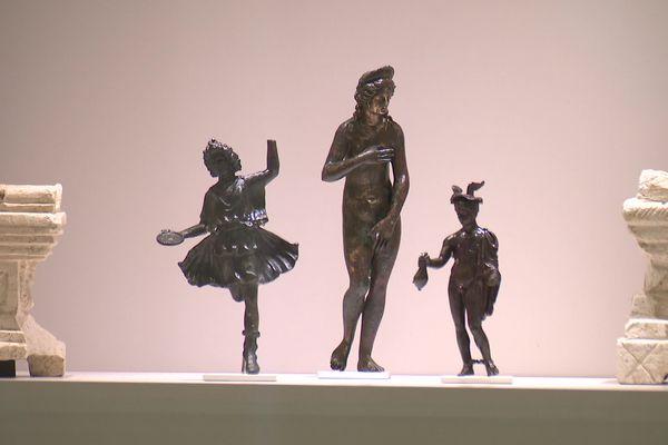 Les collections antiques de Narbonne sont désormais toutes regroupées au sein du musée