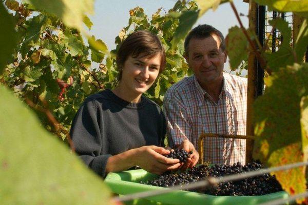 Mélanie Pfister, lauréate d'une première étoile dans le Guide 2020 des meilleurs vins de France.
