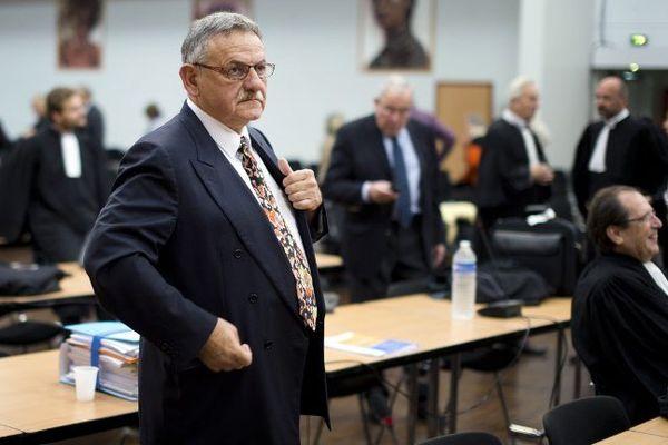 L'ancien maire de la Faute-sur-Mer, René Marratier, a été condamné à quatre ans de prison ferme en décembre 2014.