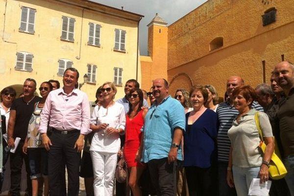 François Tatti et ses soutiens lance un appel à Bastia pour la création du MCD