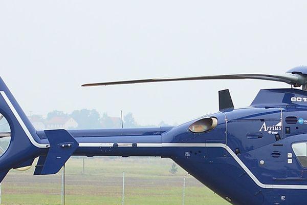 hélicoptère Eurocopter EC 135 T2