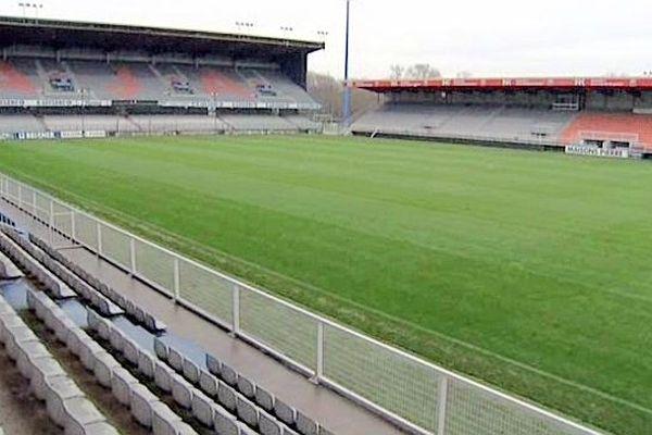 Le stade Abbé Deschamps attend les supporters bourguignons