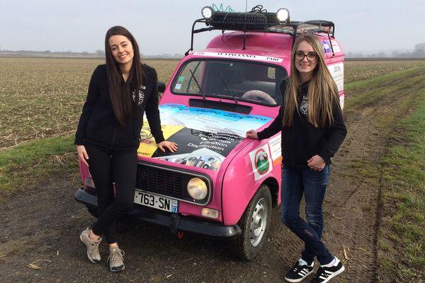 Sandy et Erika, deux jeunes étudiantes de l'Allier partent à l'aventure pour la 20ème édition du 4L Trophy. Elles font la fierté de leur petit village de Broût-Vernet. Départ prévu le 16 février.