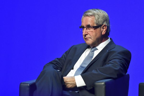 Philippe Richert au congrès des Régions de France