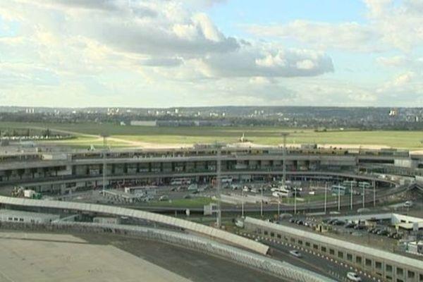 L'aéroport d'Orly dans le Val-de-Marne
