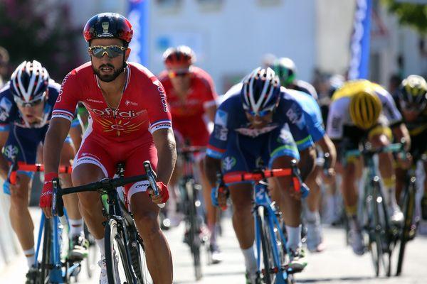 Nacer Bouhani, pourtant auteur de cinq victoires cette saison, ne prendra pas le départ du Tour de France 2018.
