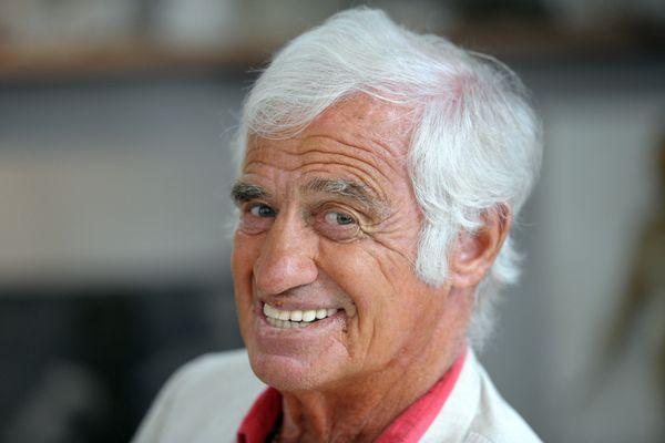 Jean-Paul Belmondo en 2010