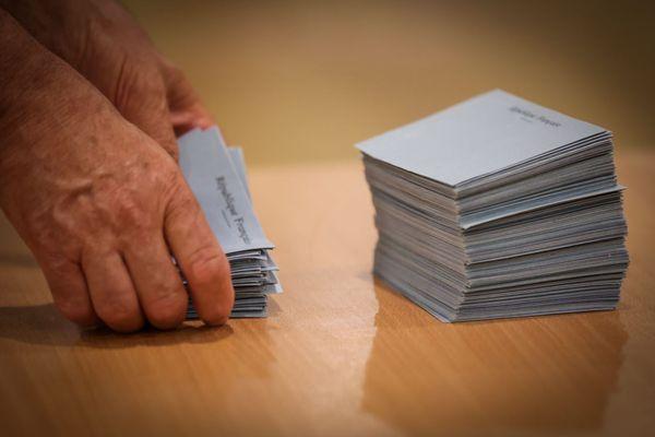Le 2nd tour des élections départementales 2021 se déroule ce dimanche 27 juin (illustration).