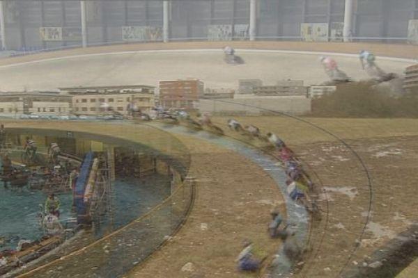 Photo montage sur le projet de Vélodrome à Besançon
