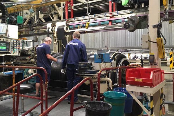 L'usine Michelin de Blavozy, qui produit des pneus pour le génie civil, recrute dans les secteurs de la production et de la maintenance.