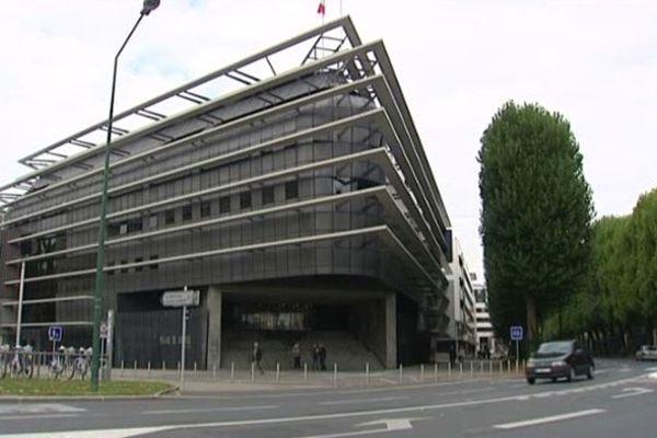 La cour d'appel de Caen ce mardi 7 janvier