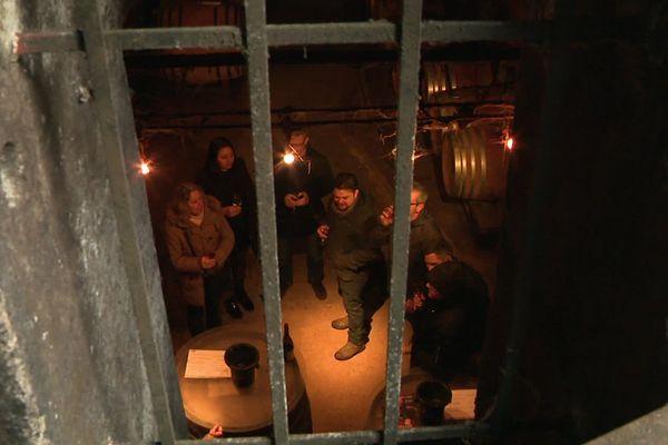 Dans les caves aussi, on parle réveillon et accord vins/mets !