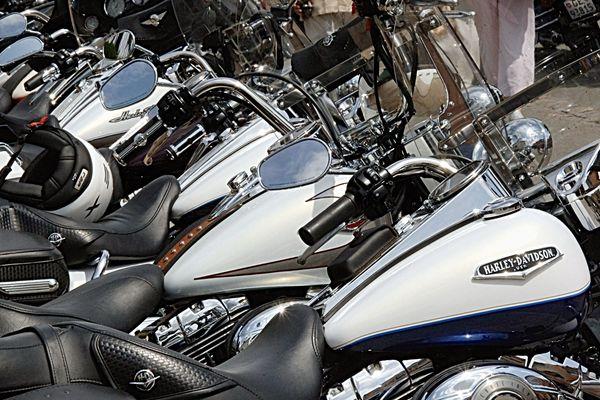 La gendarmerie du Cher veut sensibiliser les motards par un stage pratique - Photo d'illustration