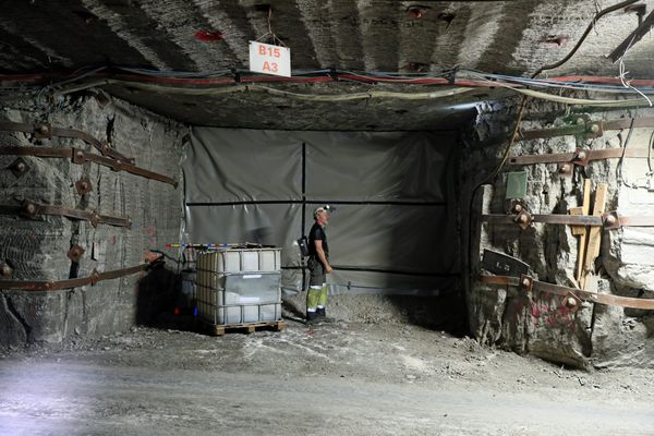Le site de Stocamine renferme 42.000 tonnes de déchets dangereux.