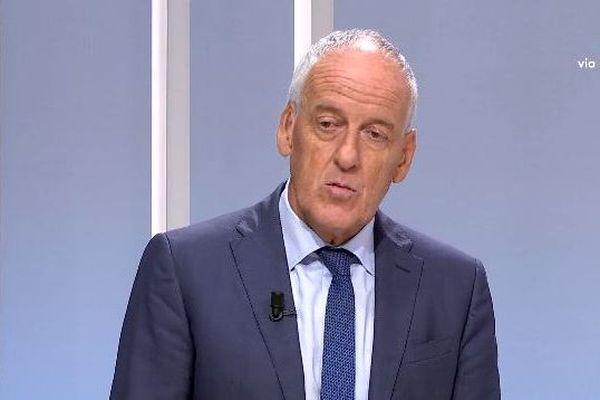 Pascal Lelarge est le nouveau préfet de Corse, il a pris ses fonction le mercredi 19 août.