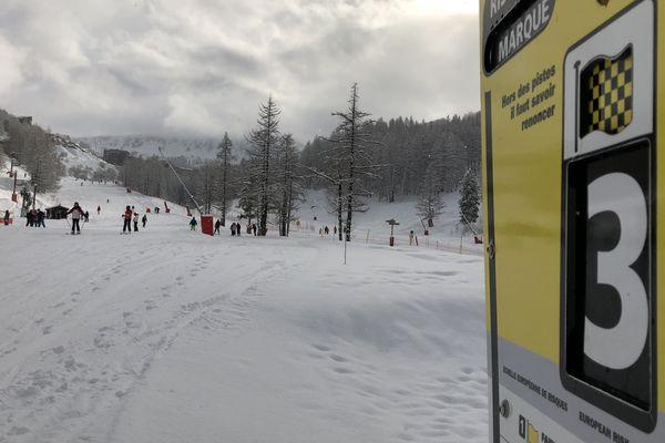 Week-end du 27 janvier : avec le retour du soleil, les conditions sont idéales pour faire du ski
