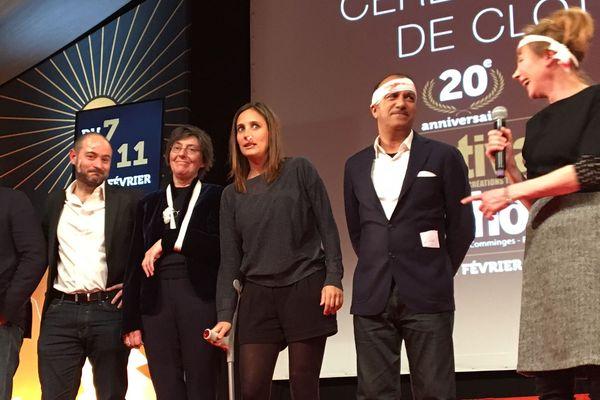 Le jury fiction présidée par Julie Depardieu