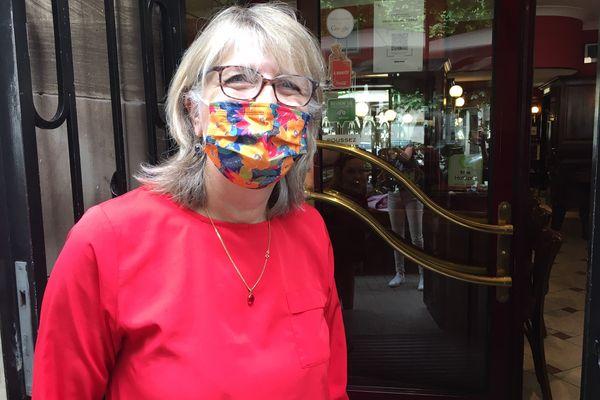 Sylvie Fritz, la serveuse connue de tout Strasbourg. Ou presque.